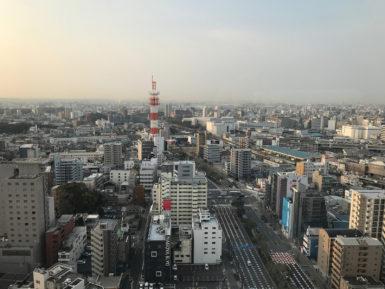 名古屋 眺望