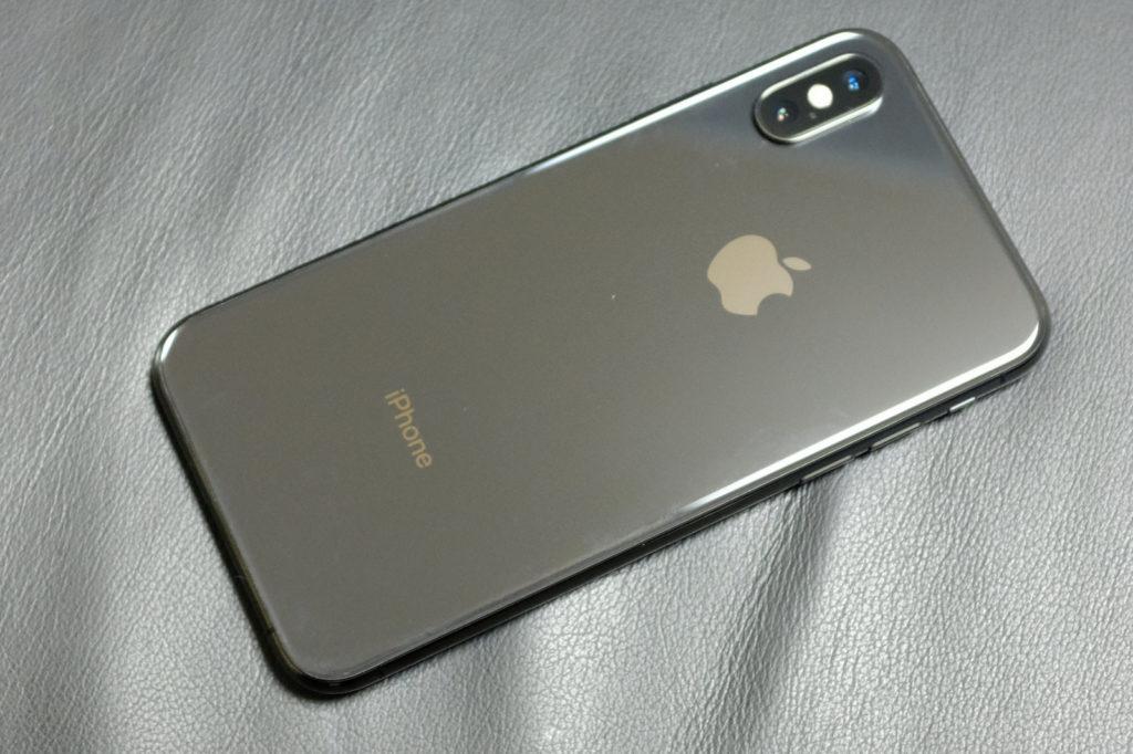 iPhoneXS ゴリラガラス6