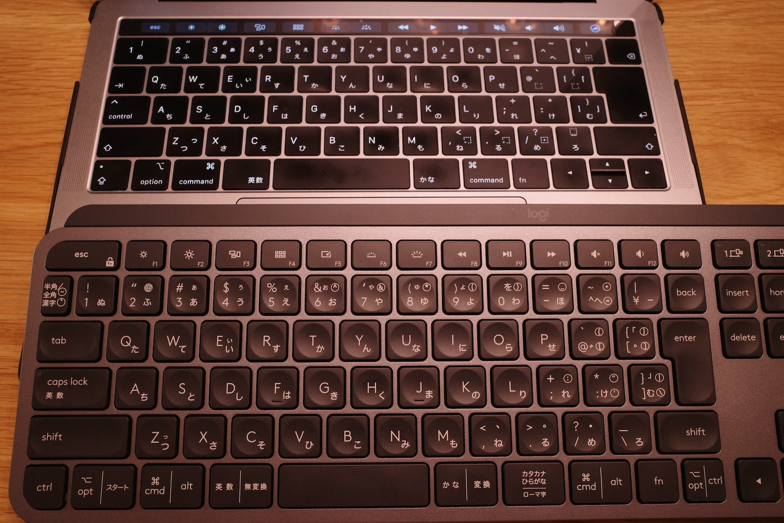 KX880 MacBook Pro keyboard