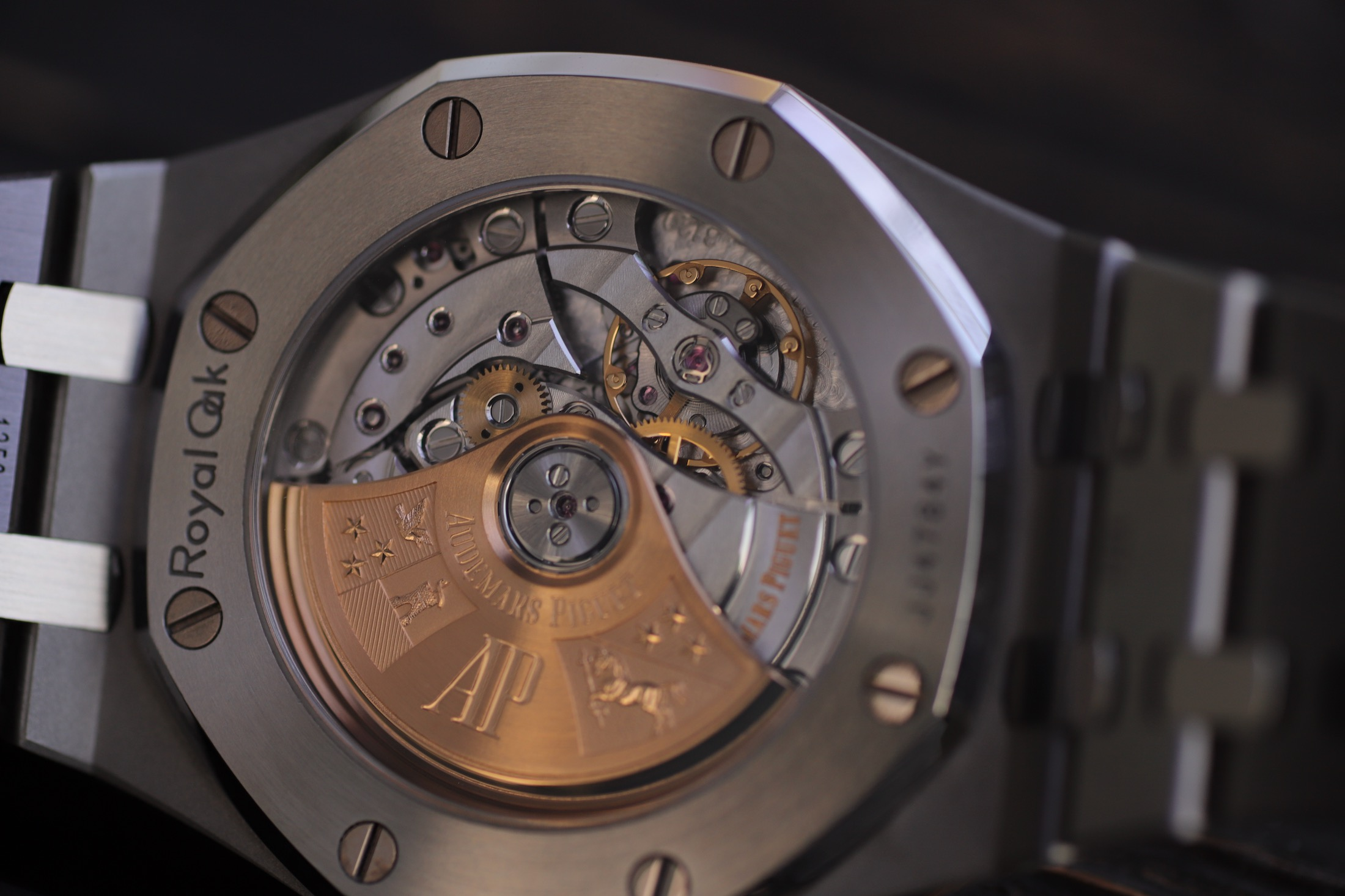 Audemars Piguet Royal Oak 15450ST -2