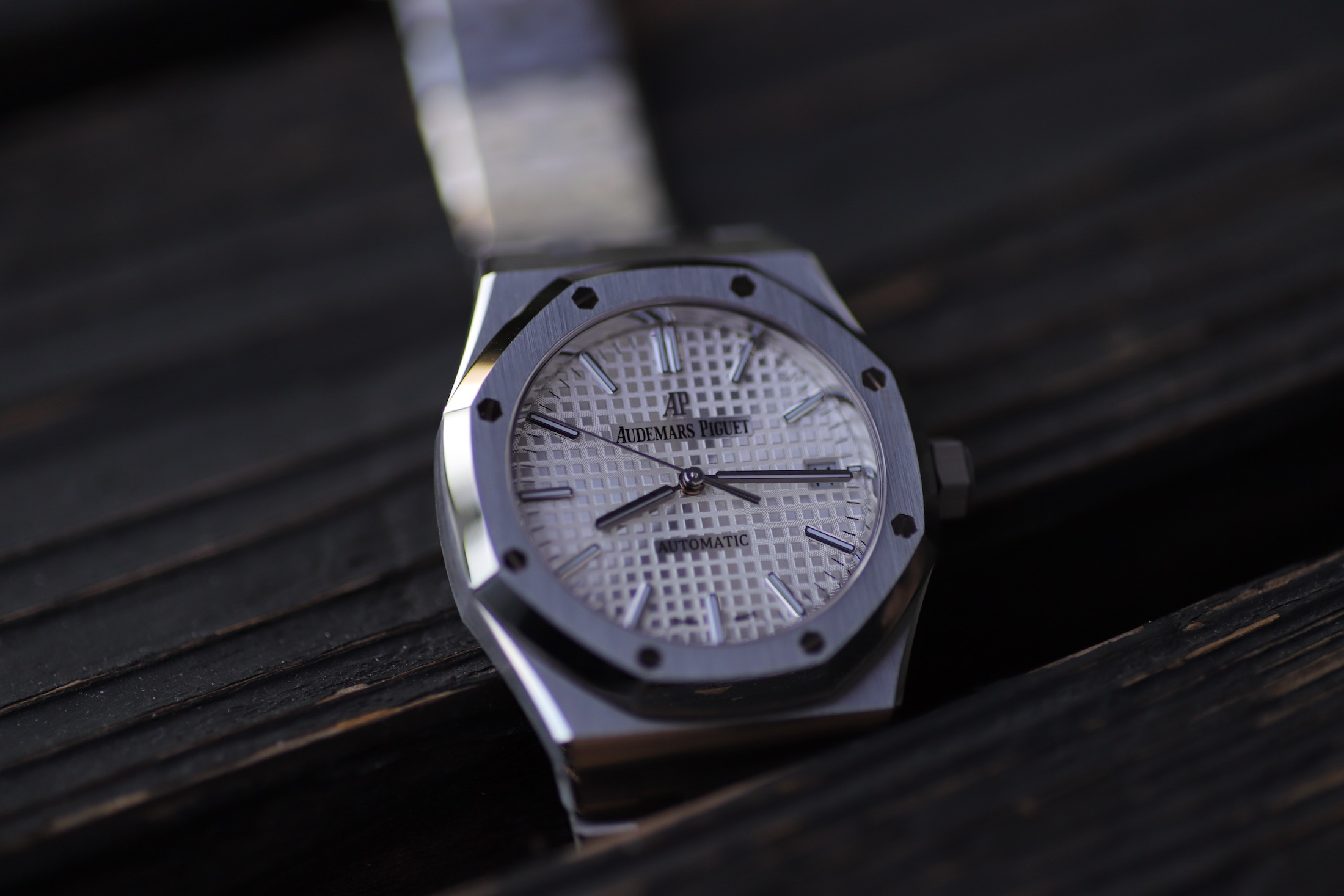 Audemars Piguet Royal Oak 15450ST -1