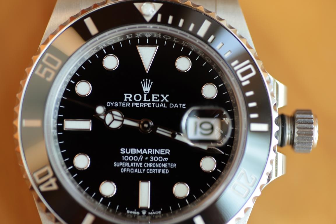 SUBMARINER Ref.126610LN